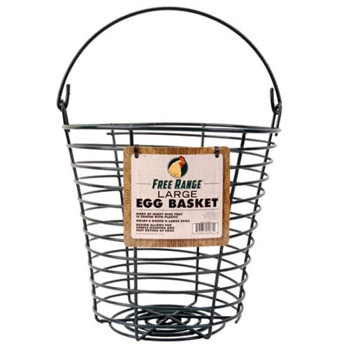 Free Range Large Egg Basket