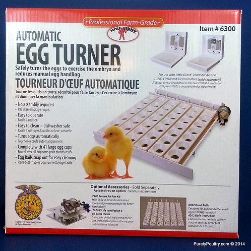 Little Giant Automatic Egg Turner