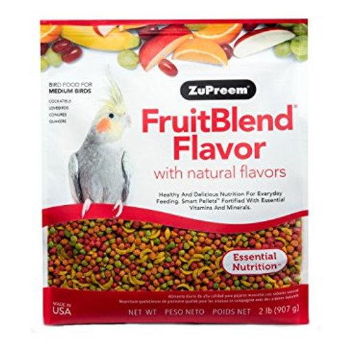 Zupreem Fruit Blend Medium