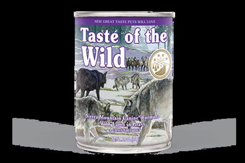 Taste of the Wild Sierra Mountain 13oz
