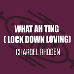 Chardel Rhoden - What Ah Ting (Lock Down