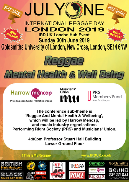 Mental Health & Well Being IRD-UK 2019.p