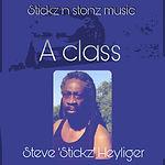 Steve Stickz Heyliger - A Class CoverArt