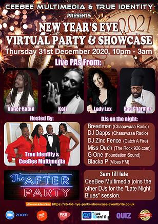 CB & TID NYE Virtual Party & Show - C.pn