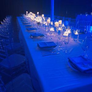 Private Dinner + Backdrop