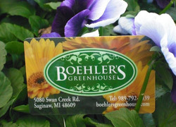 Boehler's Gift Cards