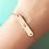 Thumbnail: Dainty Rounded Bracelet