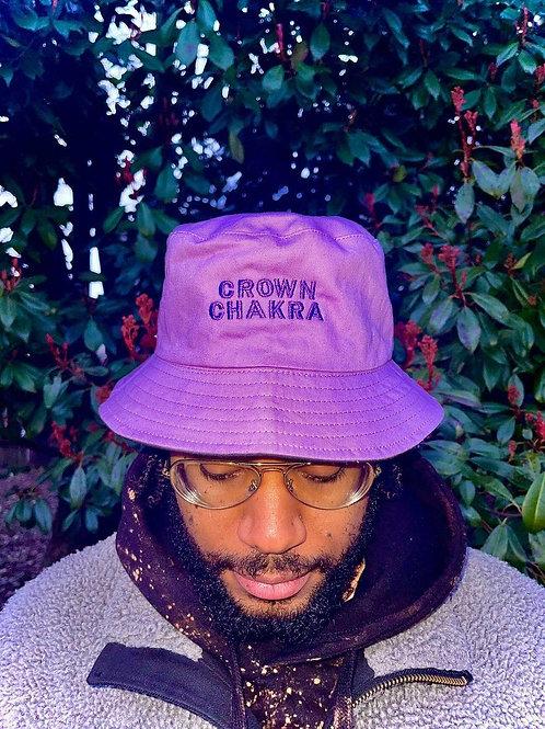 Crown Chakra Bucket Hat