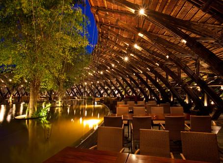 Bamboo Wing: Người chiến thắng bốn giải thưởng kiến trúc uy tín