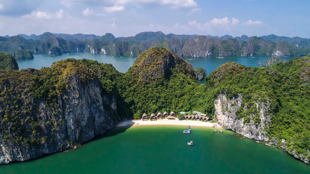 Castaway Island Resort | VTN Architects