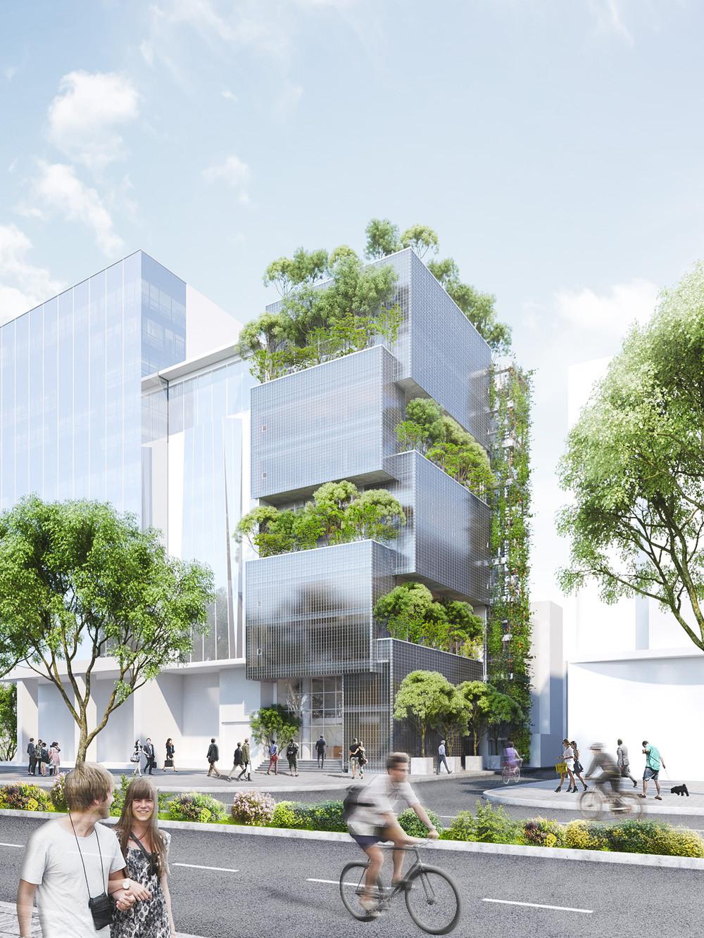 Nanoco Head Office Ho Chi Minh | VTN Architects