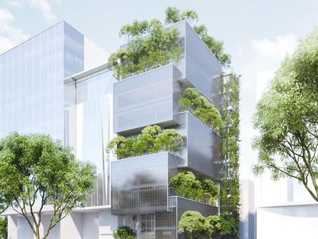Nanoco Head Office Ho Chi Minh: Award Nominee at World Architecture Festival