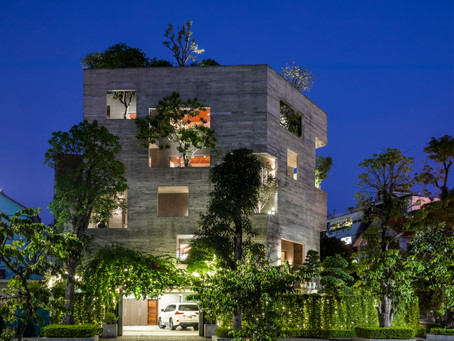 Ha Long Villa: Existing In Harmony with Nature