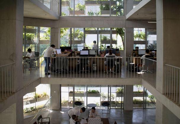 VTN Architects HQ