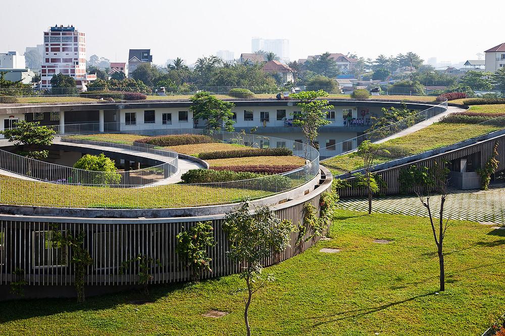 Farming Kindergarten   VTN Architects