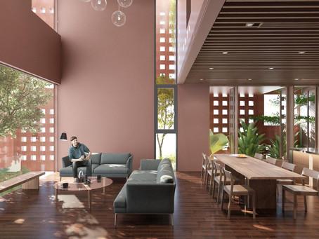 Sử dụng vật liệu địa phương trong kiến trúc: Nhà Bát Tràng