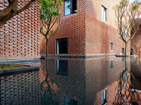 Viettel Academy Educational Centre: It's All About the Bricks