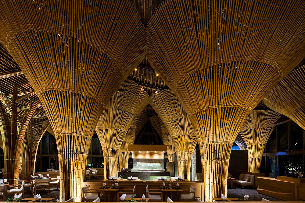 Naman Retreat: Hay Hay Restaurant & Bar | VTN Architects