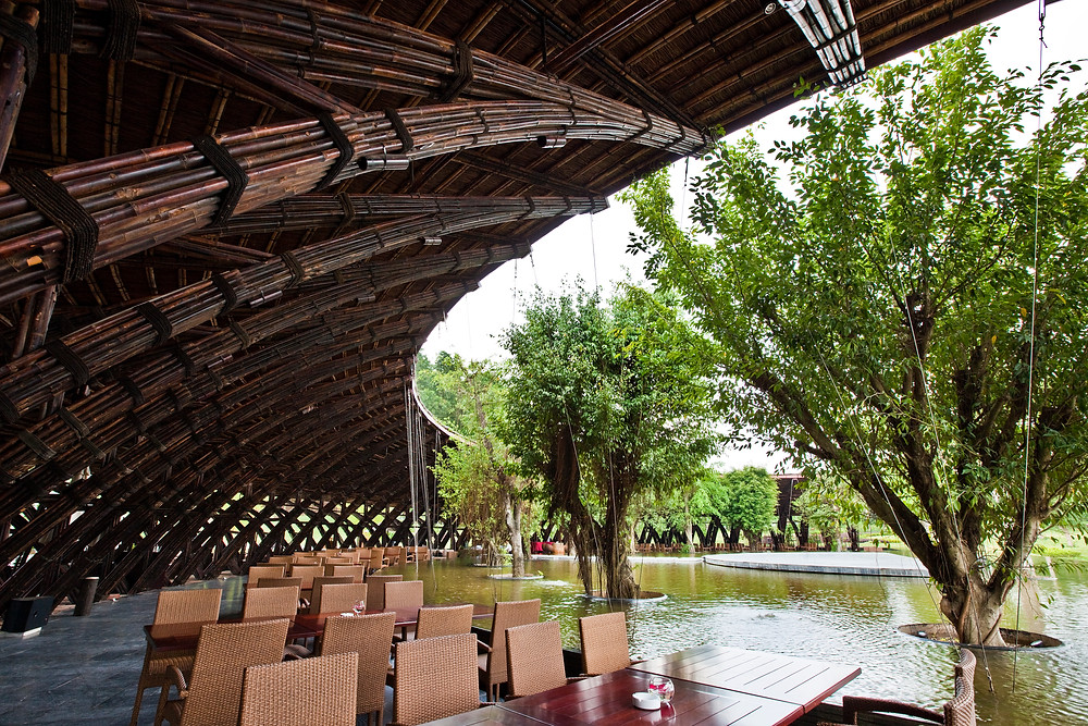 Award Winning Bamboo Design & Construction | Bamboo Wing