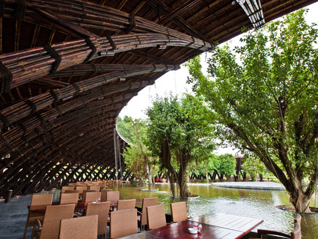 Bamboo Wing: Winner of Four Prestigious Architectural Awards