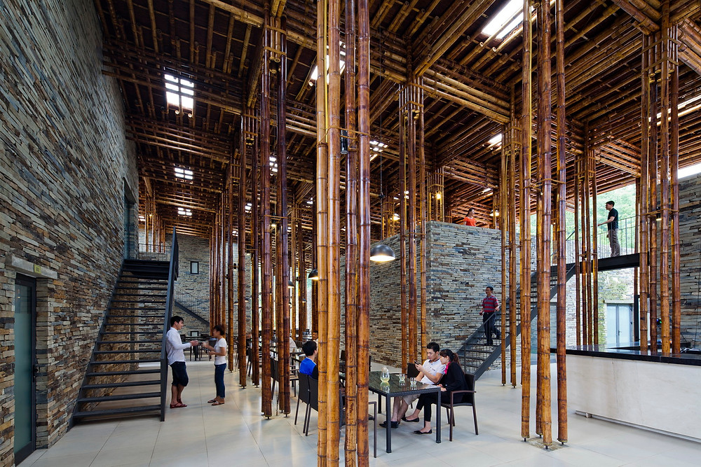 Son La Restaurant   VTN Architects