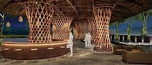 Nhà hàng Mường Thanh Bamboo