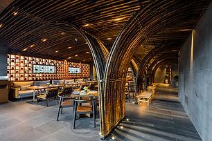 Nhà hàng Lá Hẹ - Trà house_ Khách sạn Chicland