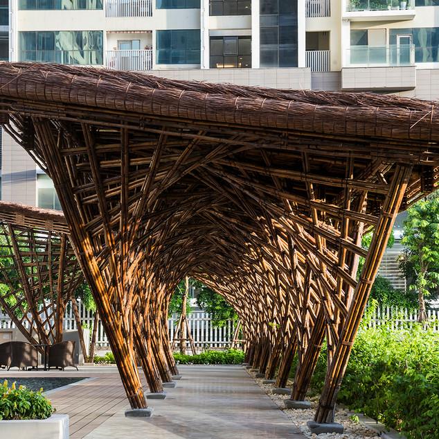Vinata Bamboo Pavilion