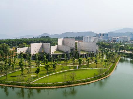 Viettel Offsite Studio: Thiết kế Bookish và Khu vườn trên mái mang đến nơi nghỉ dưỡng hoàn hảo cho c