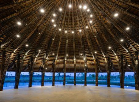 Sen Village Community Center: A Bamboo Structure near Ho Chi Minh City