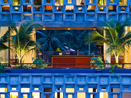 Binh Thanh House: A Concept of Duality