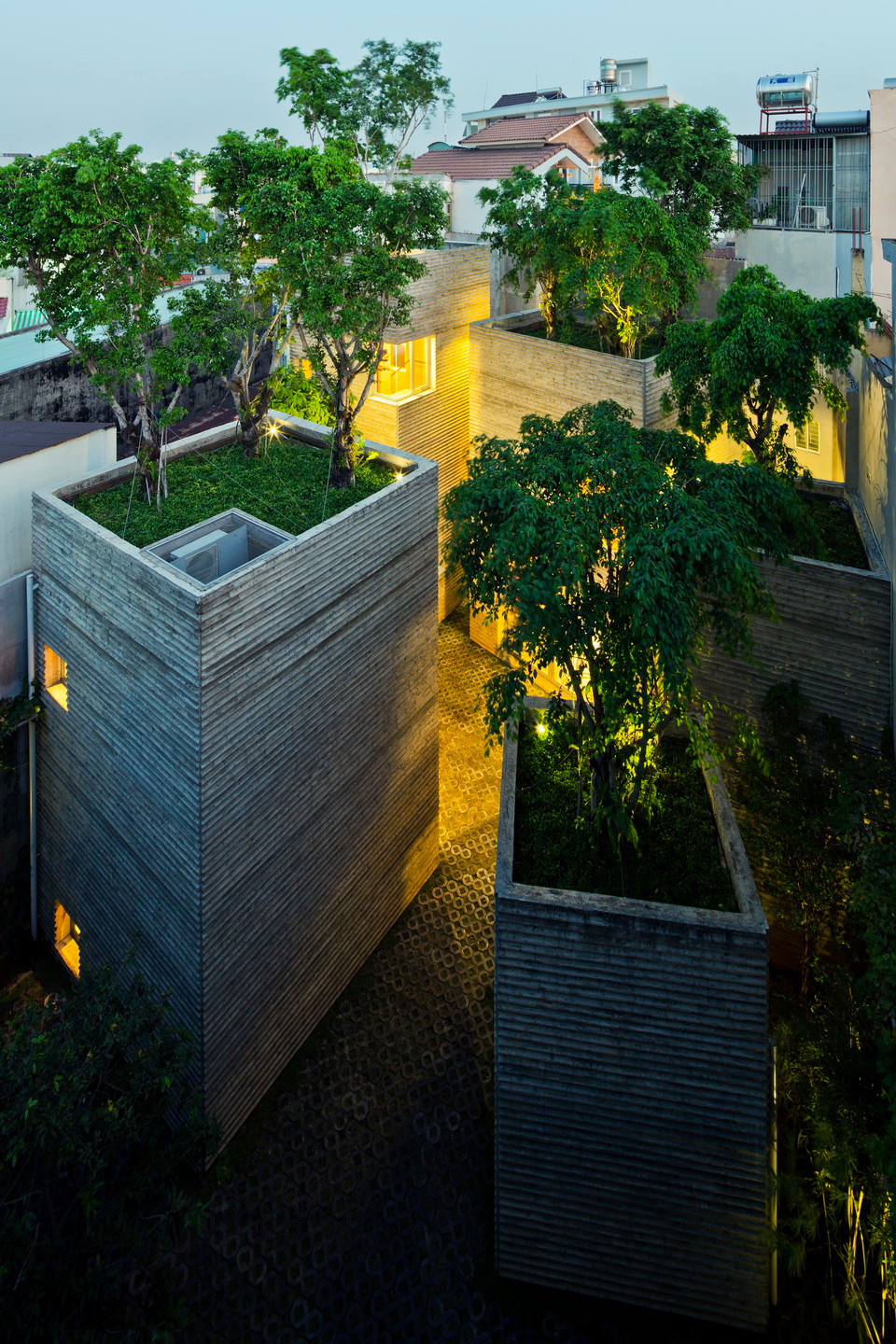 Green Architecture | House for Trees