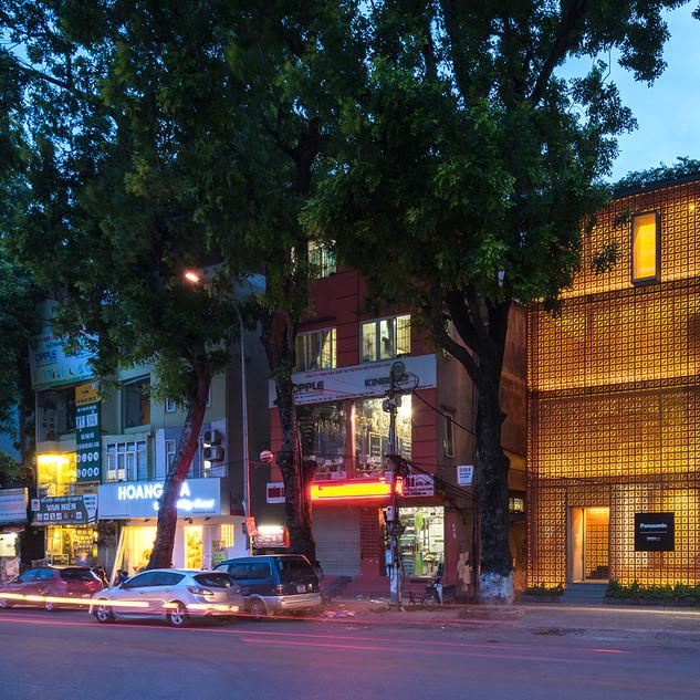 Nanoco Showroom Hanoi