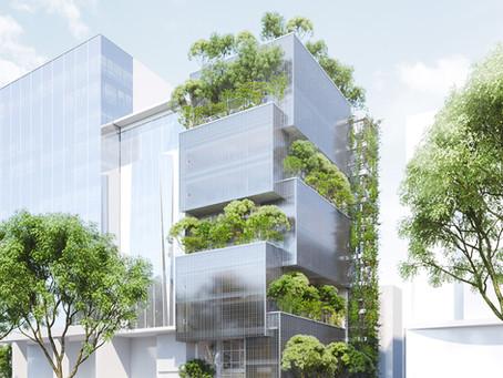 Trụ sở Nanoco tại Hồ Chí Minh: Đề cử giải thưởng tại Liên hoan Kiến trúc Thế giới