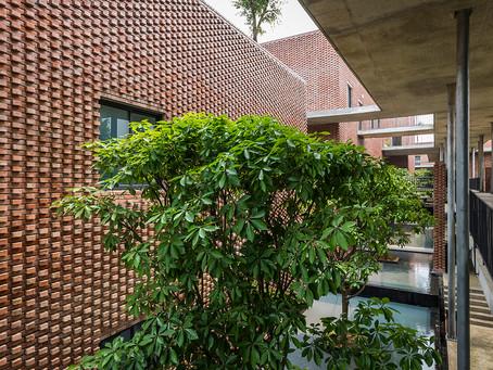 Trung tâm Giáo dục Học viện Viettel: Tất cả là về những viên gạch