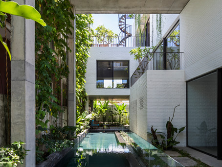 Thang House: Thiết kế hướng đến sự bền vững