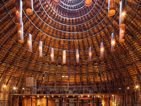 wNw Café & Bar: Two Pioneering & Award Winning Bamboo Projects
