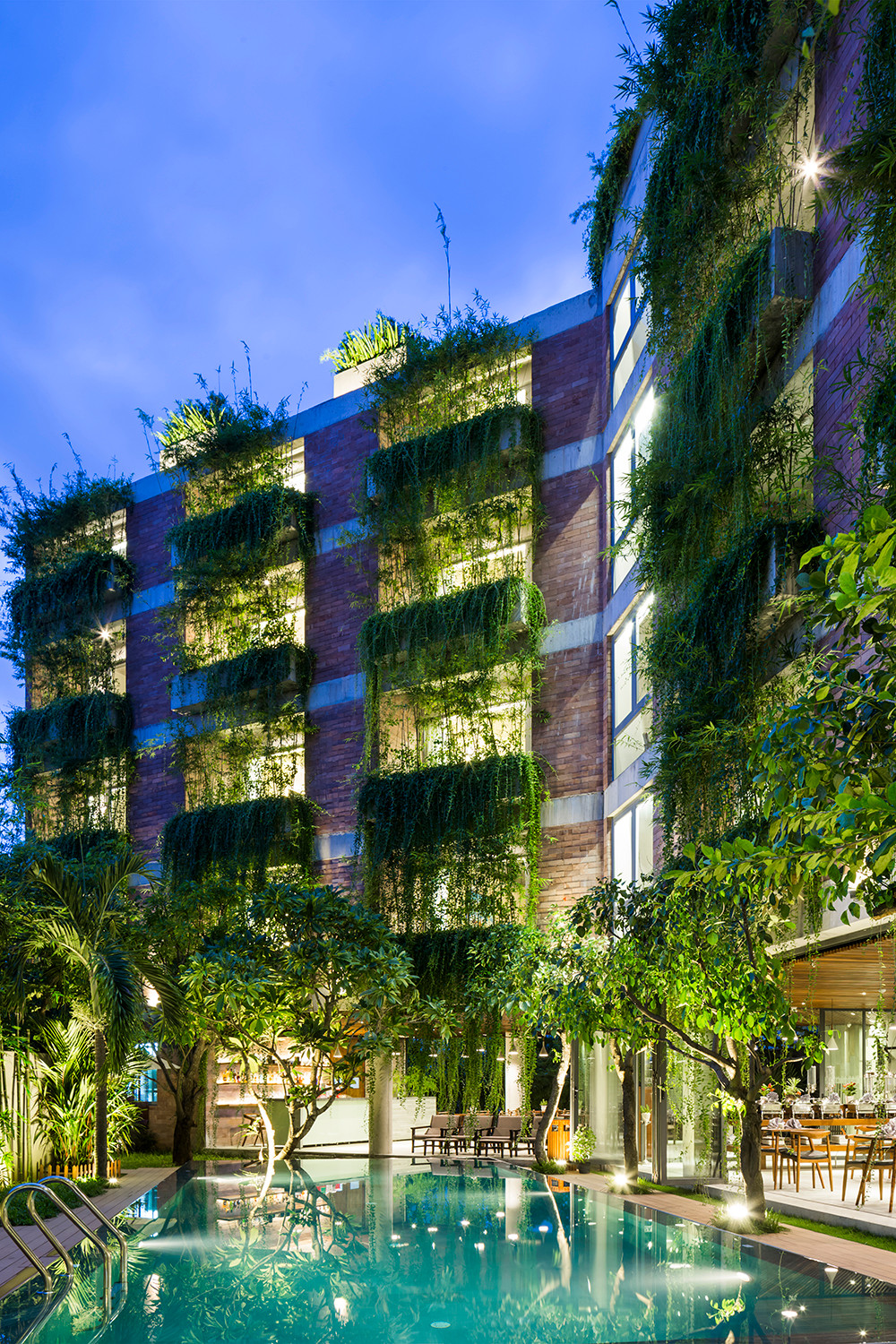 The Atlas Hotel, Hoi An Old Town | VTN Architects
