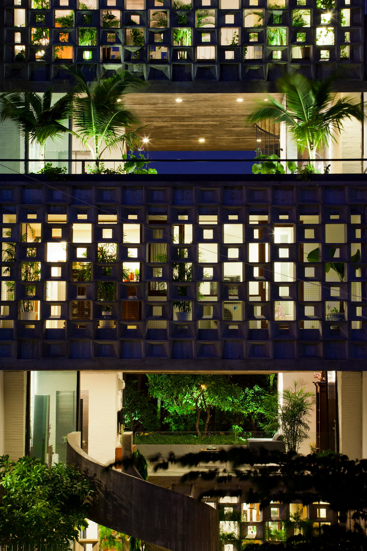 Binh Thanh House - VTN Architects