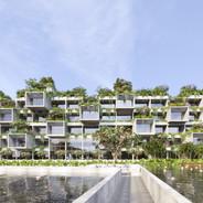 Hotel Casamia - Design Option 1