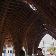 Ting Xi Bamboo Restaurant - Construction