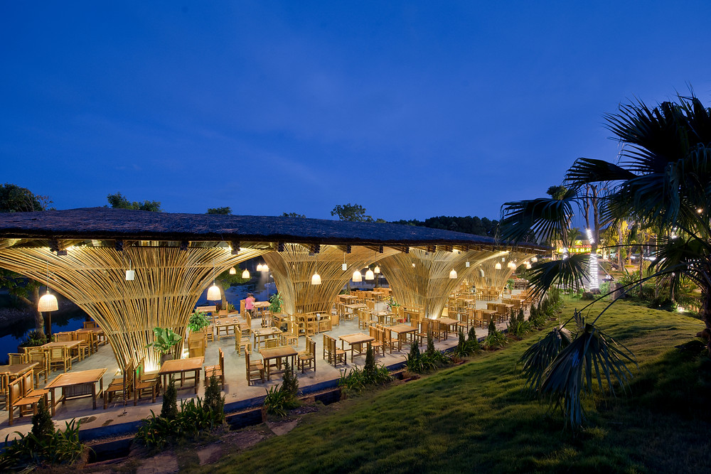 Bamboo Design & Construction | Roc Von Restaurant