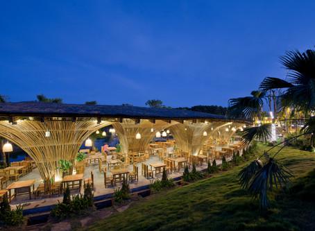Roc Von Restaurant: A Bamboo Roadside Paradise