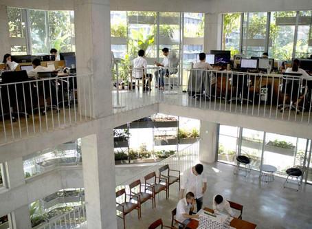 Cái nhìn bên trong về cách kiến trúc sư VTN tạo: Quy trình thiết kế