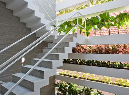 Stacking Green: Tòa nhà đạt giải thưởng của năm