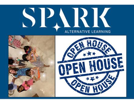 Open House! Spark Alternative Learning