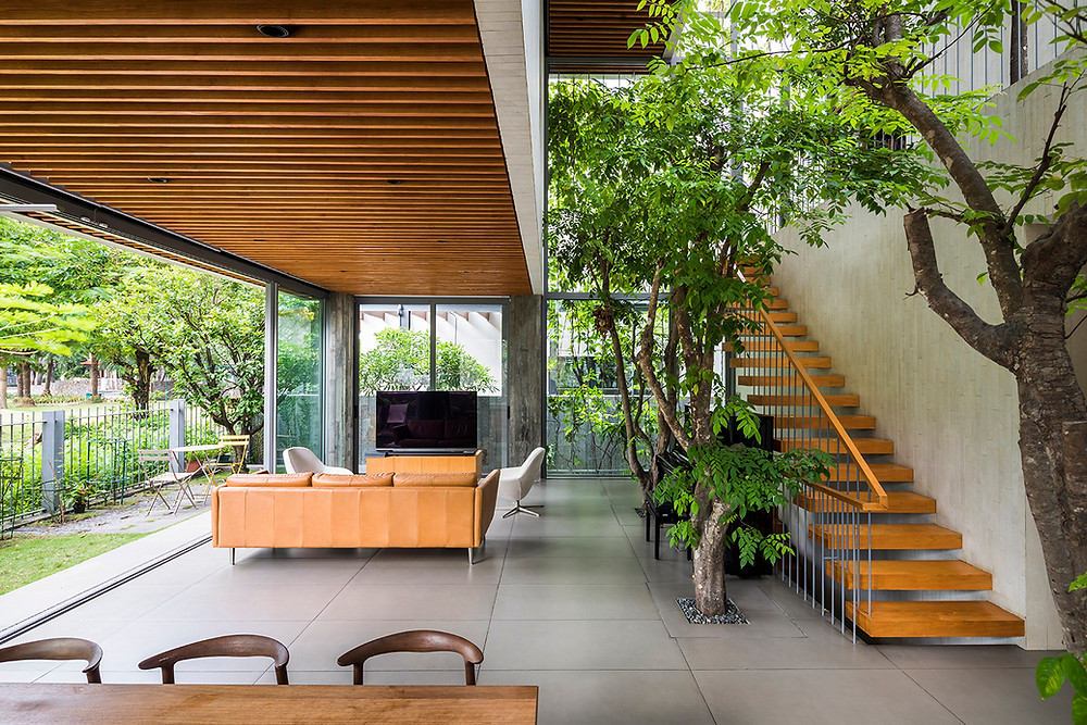 Green Architecture | Stepping Park House