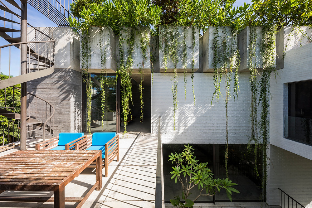 Green Architecture | Thang House