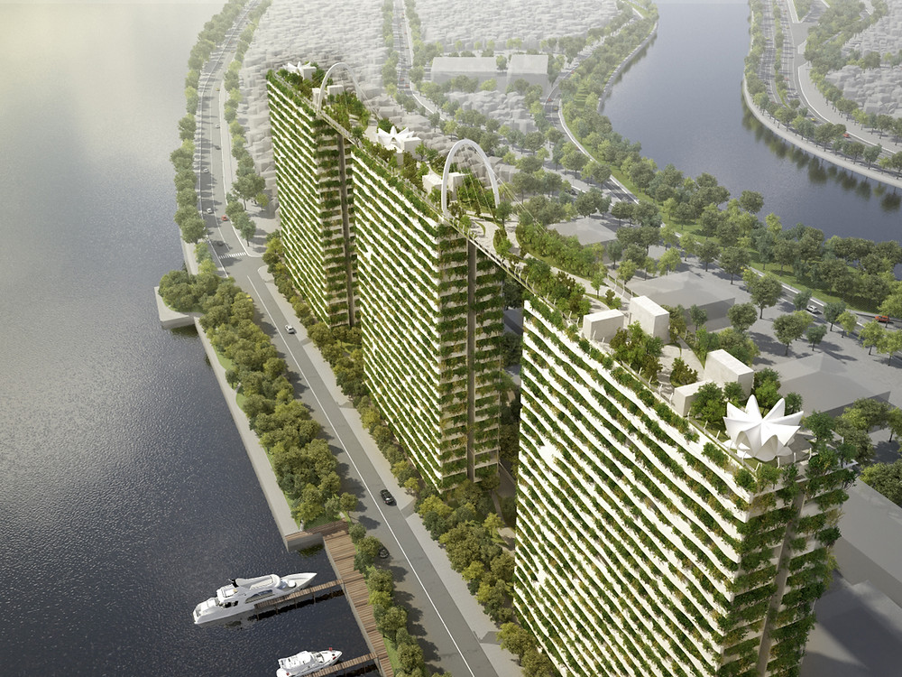 Green Architecture - VTN Architects