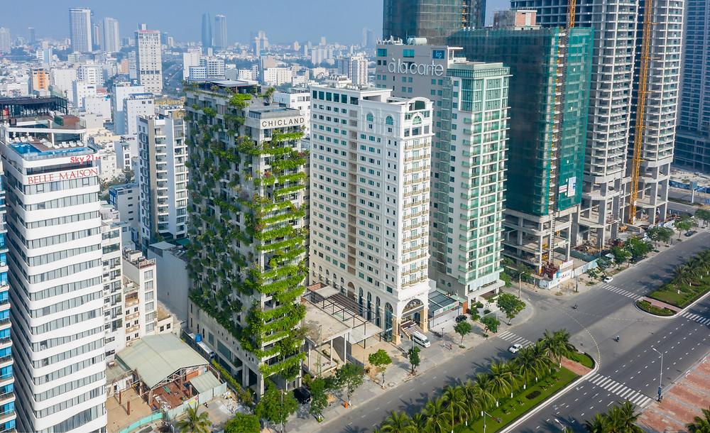 Chicland Hotel | VTN Architects